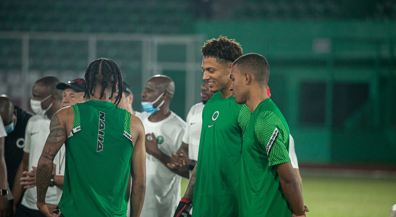 16 players train in Super Eagles camp ahead of AFCON qualifiers against Sierra Leone