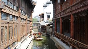 Ograniczenia prędkości dla... pieszych w chińskim Taierzhuang