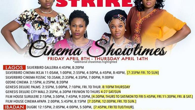 """Wives on Strike"""