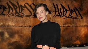 Milla Jovovich z nową fryzurą... inspirowaną grą wideo!