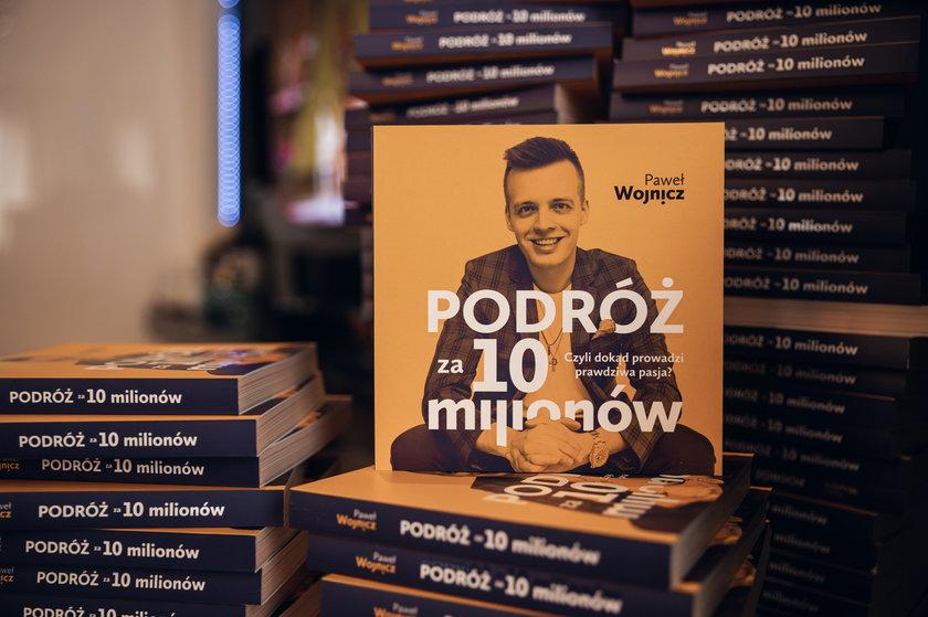 """Paweł Wojnicz, """"Podróż za 10 milionów"""""""
