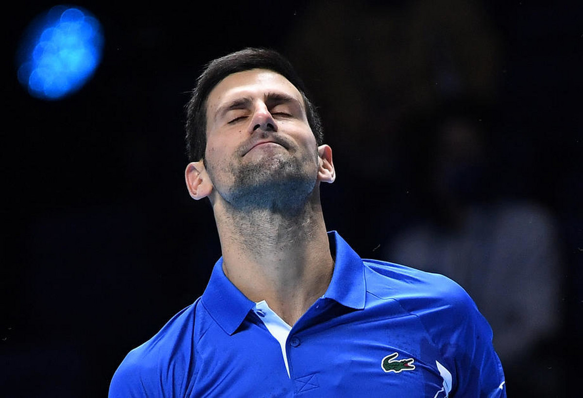POMEREN JOŠ JEDAN VELIKI TURNIR Novak neće imati priliku da pretekne  Federera na listi rekordera u predviđenom terminu