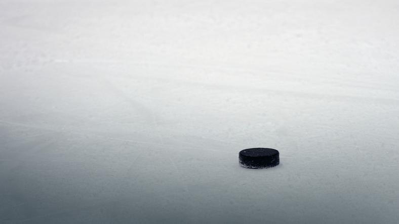 Krążek hokejowy