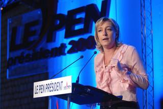 Marine Le Pen: Po wygranej Trumpa mam większe szanse na prezydenturę