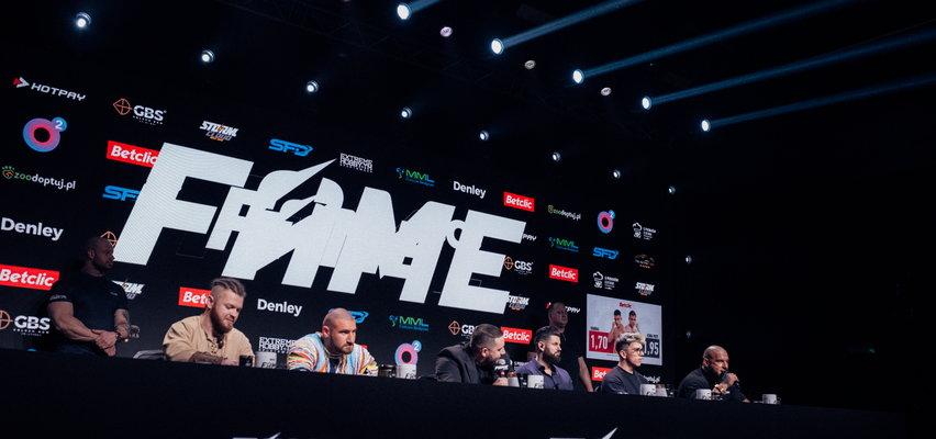 Fame MMA 9. Kiedy się odbędzie? Znamy listę zawodników