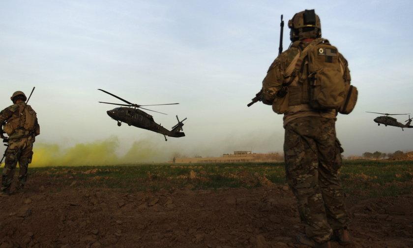 W Afryce stacjonuje 6 tys. żołnierzy z USA