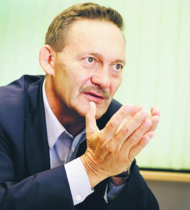 Edward Zalewski, przewodniczący Krajowej Rady Prokuratury / Fot. Wojtek Górski