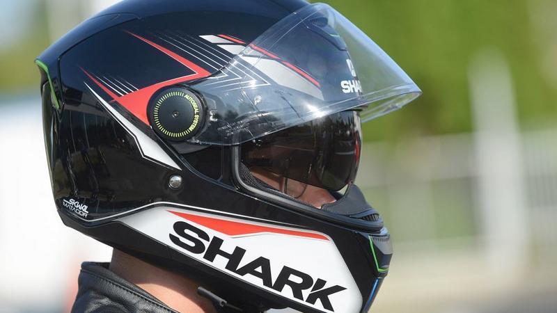 Kask motocyklowy Shark