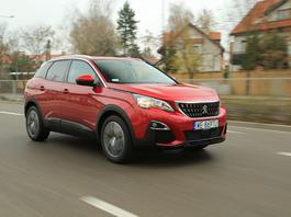 Peugeot 3008 - stylowy crossover | TEST