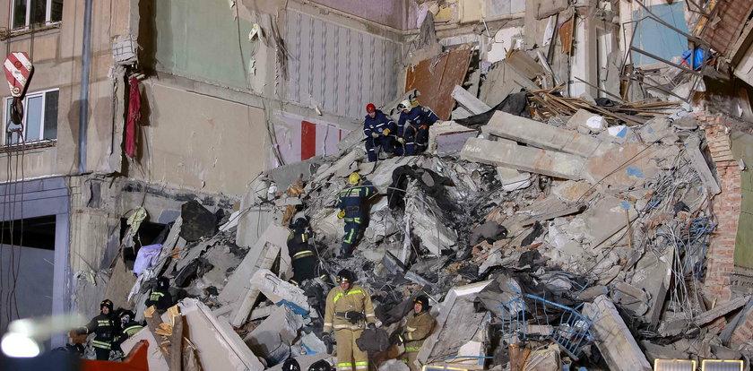 Liczba ofiar katastrofy w Magnitogorsku wzrosła do 33