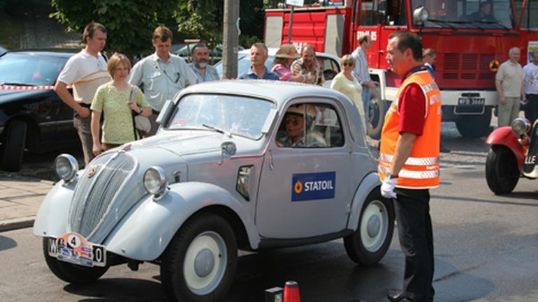 NSU-Fiat 500 - maluch z włoskim charakterem