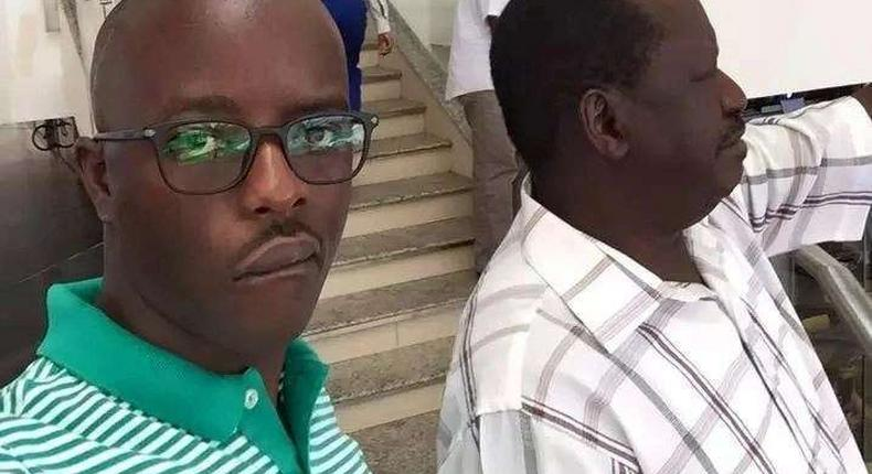 Raila Junior attacks Moses Kuria, Kipchumba Murkomen for blaming Raila Odinga for Miguna Miguna's troubles