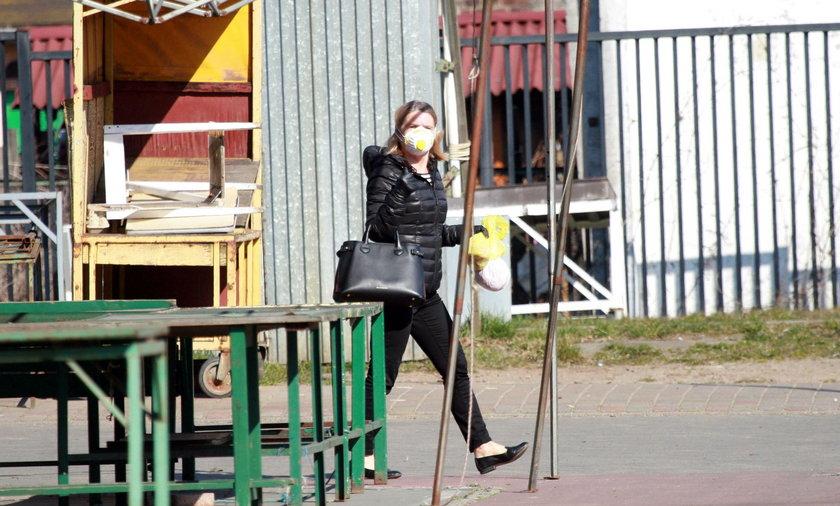 Małgorzata Tusk na bazarku. O czymś ważnym zapomniała...