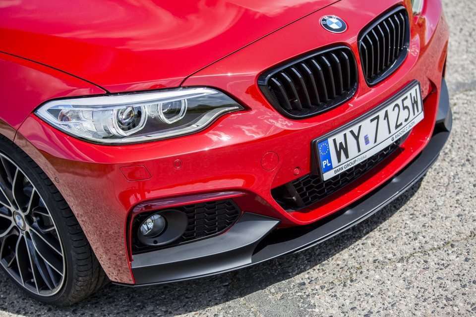 BMW 230i Performance Parts