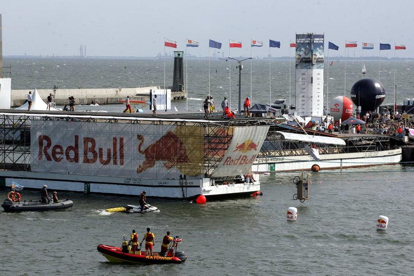 V Konkurs Lotów Red Bull odbył się w Gdyni