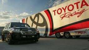 Toyota Land Speed Cruiser najszybszym SUV-em na świecie