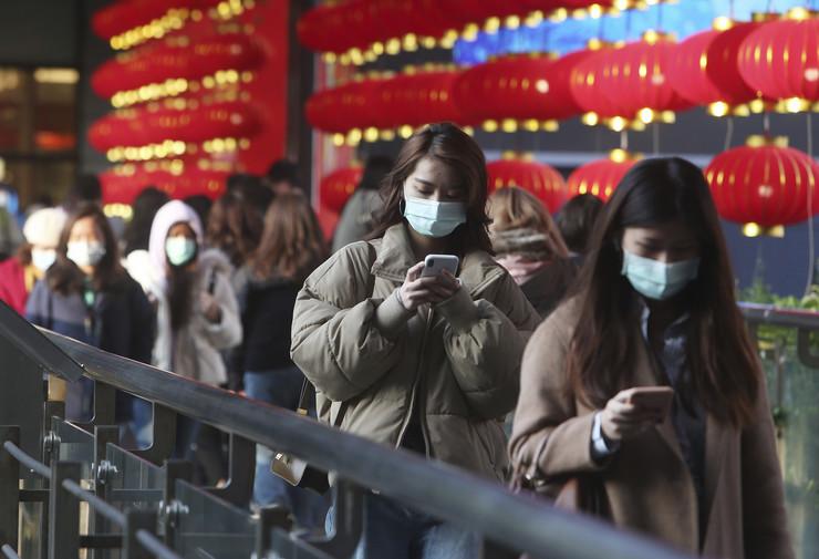 korona virus nove Tajvan 03 foto Tanjug AP