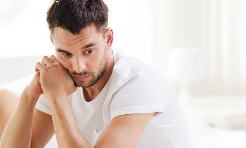 Co dzieje się z mężczyzną, który długo nie uprawia seksu
