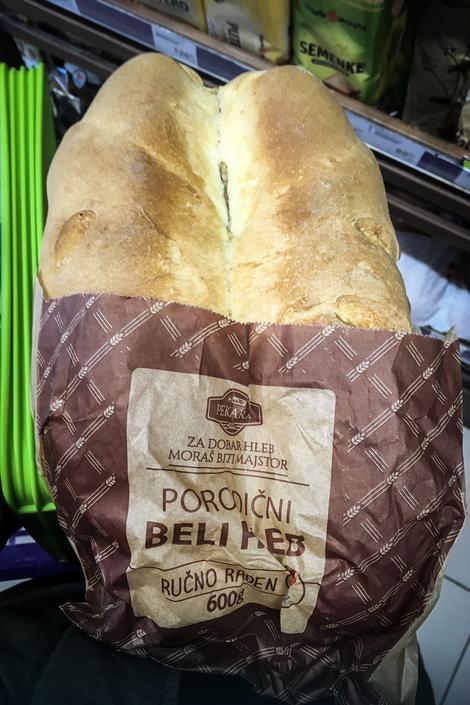 U hlebu nema svih sastojaka koji su označeni na deklaraciji, čime se kupci dovode u zabludu