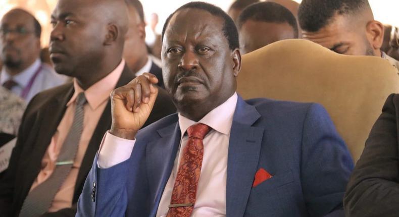 Raila reveals one 2022 deal he made with Uhuru