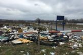 deponija savska obala ostružnica umka smeće otpad đubre