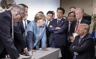 Szefowa MFW: Ciemne chmury nad światową gospodarką od szczytu G7