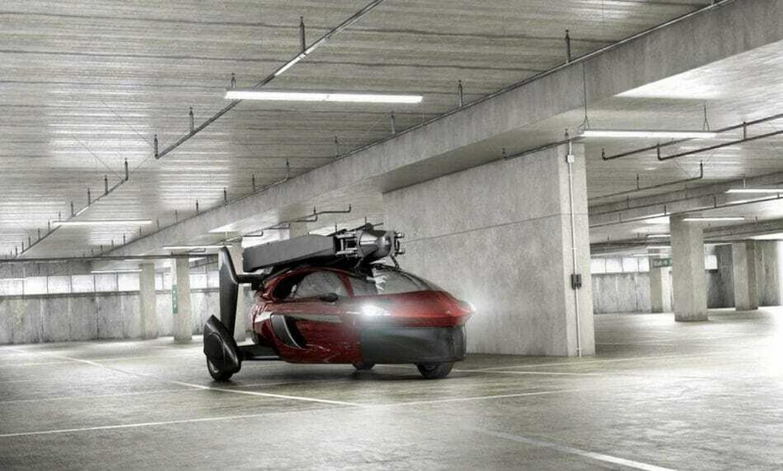 PAL-V Liberty rozmiarowo przypominać ma zwykłe samochody