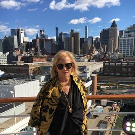 Mama Weroniki Rosati odniosła sukces w Nowym Jorku