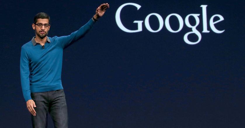 Sundar Pichai, prezes Google, został 13. członkiem zarządu spółki-matki - holdingu Alphabet