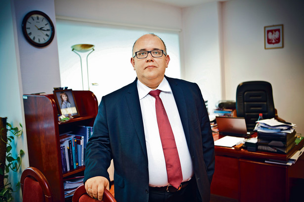 Wojciech Wiewiórowski, były generalny inspektor ochrony danych osobowych.