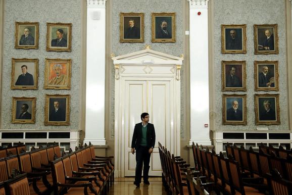 Entuzijazam ne donosi uspehe: Rektorat Beogradskog univerziteta