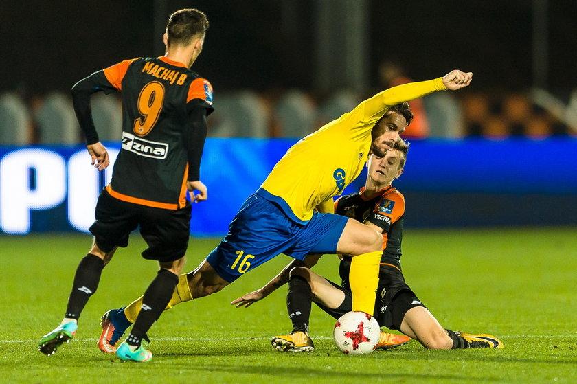 Chrobry Glogow vs Arka Gdynia 25 10 2017