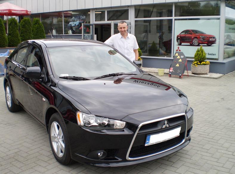Oto wystrzałowe auto mistrza świata z Polski