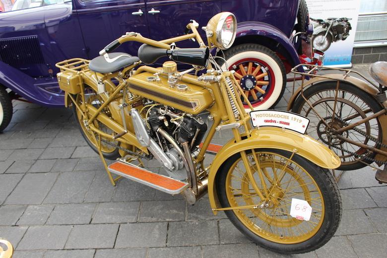 Motocykl Motosacoche