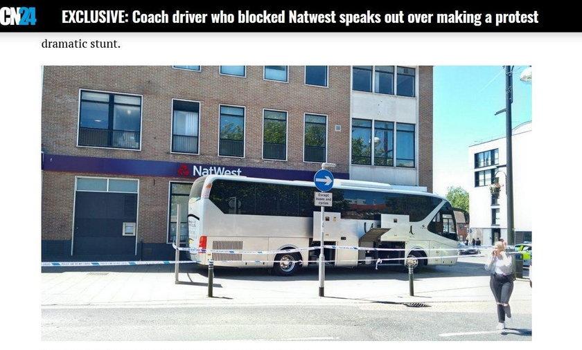 Blokada banku