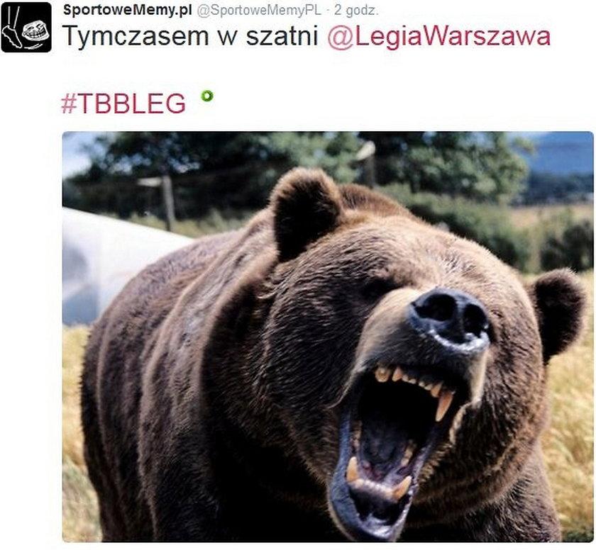 Fani kpią z Legii i po klęsce w Niecieczy. MEMY