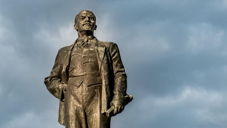 pomnik Lenina, zdjęcie ilustracyjne