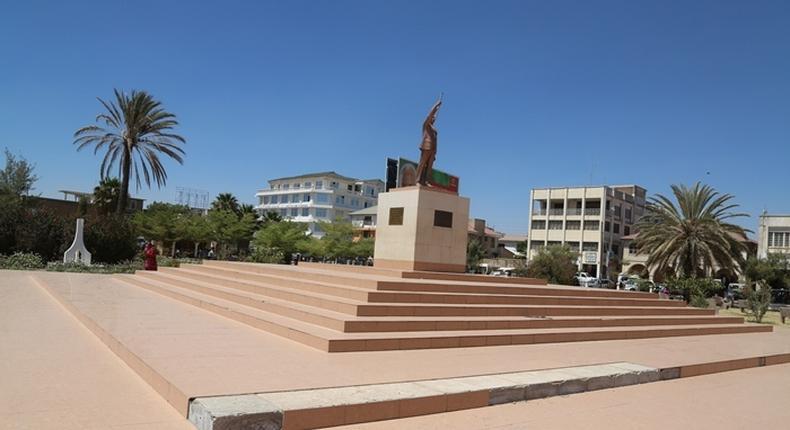 Nyerere square, dodoma. (TheVibe)