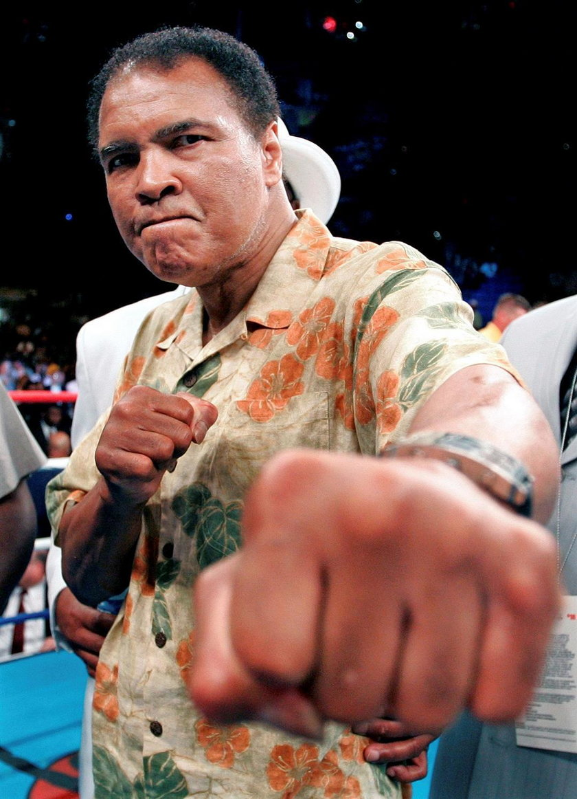 Muhammad Ali w 2005 r.