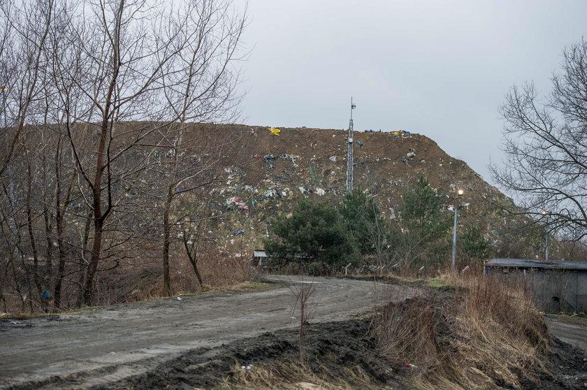 Wysypisko w Tarnowie