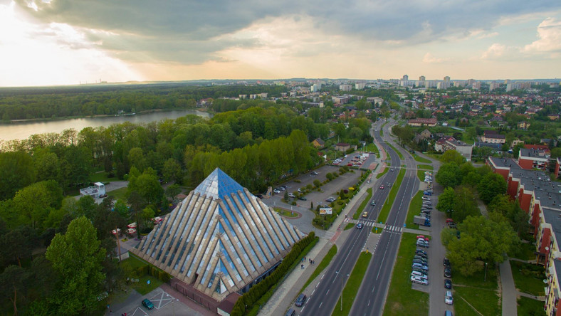 Tychy - hotele