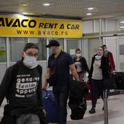 Srbi sa kruzera Grand princes stigli u Beograd