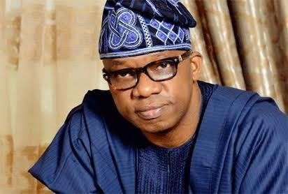 Dapo Abiodun is the APC governorship candidate in Ogun State (Punch)