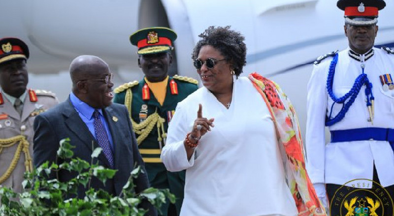 Parliament hosts Prime Minister of Barbados today
