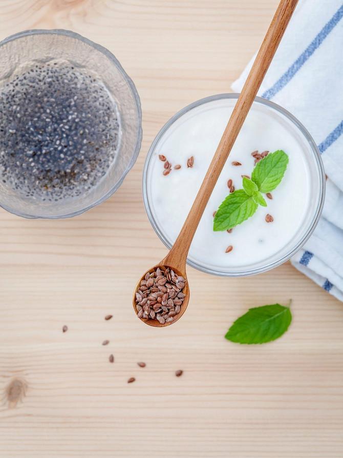 Ako vam je metabolizam sporiji - pokušajte da ga ubrzate sa kombinacijom lana i jogurta