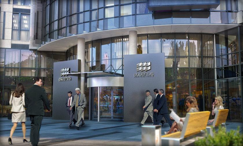 Aquarius Business House