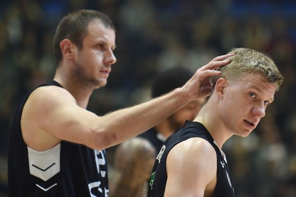 KK Partizan, KK Zadar
