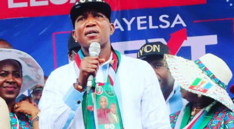 'It's a case of judgment without justice', Lyon reacts to S/Court ruling on Bayelsa