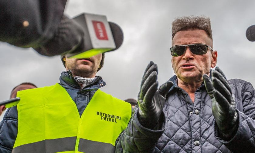 Współpracownik Krzysztofa Rutkowskiego wychodzi z aresztu
