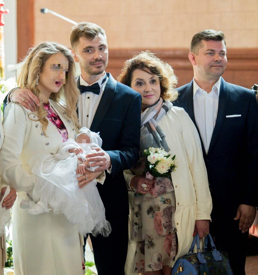 Rodzina Martyniuków